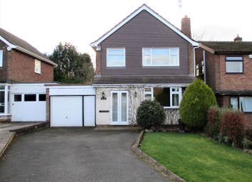 Thumbnail 3 bedroom detached house for sale in Thirlmere Close, Tettenhall, Wolverhampton