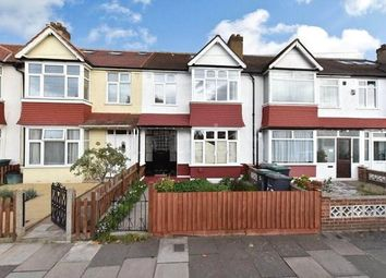Thumbnail 4 bed terraced house for sale in Walpole Road, London