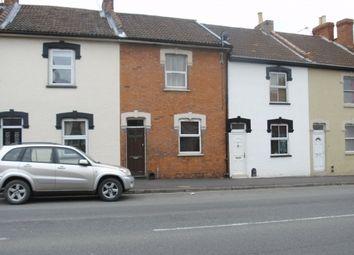 Thumbnail 2 bed flat to rent in Taunton Road, Bridgwater