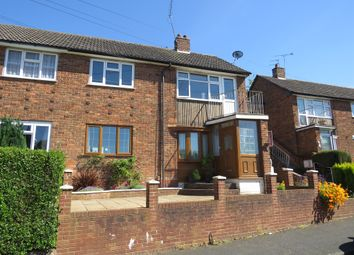 Thumbnail 1 bed maisonette for sale in Caddick Crescent, West Bromwich