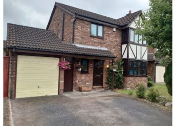 Thumbnail 4 bed detached house for sale in Gleneagles Drive, Preston