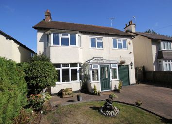 Thumbnail 5 bedroom detached house for sale in Downham Road South, Heswall, Wirral