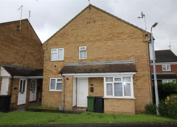 Thumbnail 2 bedroom end terrace house for sale in Eaglesthorpe, New England, Peterborough