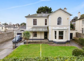 Thumbnail 5 bed detached house for sale in Courtenay Park, Newton Abbot
