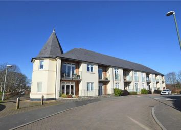 Thumbnail 2 bed flat for sale in Sharkham House, St. Marys Hill, Brixham, Devon