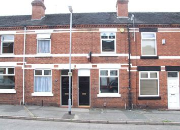Thumbnail 2 bed terraced house for sale in Freehold Street, Newcastle-Under-Lyme