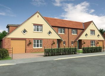Thumbnail 4 bed semi-detached house for sale in Winding Way, Darlington, County Durham