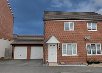 Thumbnail 2 bed semi-detached house for sale in Sparrow Street, Yarnbrook, Trowbridge