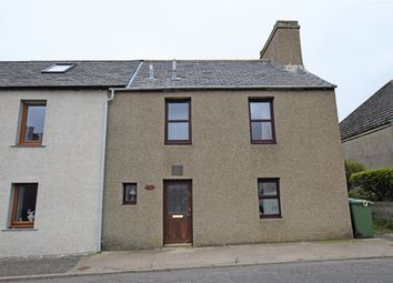 Thumbnail 1 bedroom end terrace house for sale in Louisburgh Street, Wick