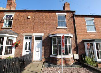 3 bed terraced house for sale in Rosemount Road, Burton-On-Trent DE15