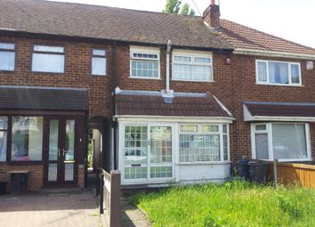 Thumbnail 3 bed terraced house to rent in Carmodale Avenue, Great Barr