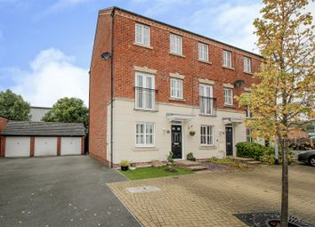 Thumbnail 3 bed town house for sale in Mountbatten Way, Chilwell, Beeston, Nottingham