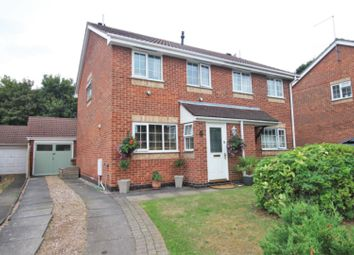 Thumbnail 3 bedroom semi-detached house for sale in Miller Hill, West Hunsbury, Northampton