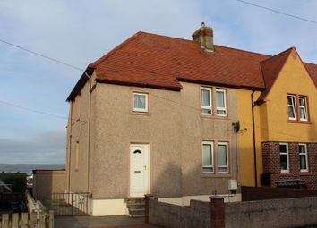 Thumbnail 3 bed semi-detached house for sale in 70 Mount Vernon Road, Stranraer