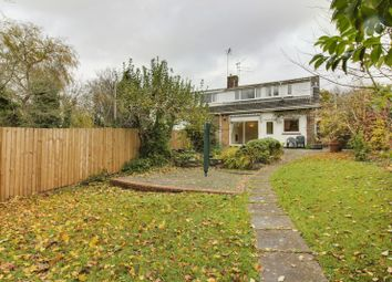 Thumbnail 3 bed semi-detached house for sale in Vicarage Close, Bassaleg, Newport