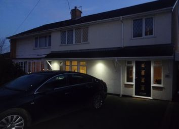 Thumbnail 5 bed semi-detached house to rent in Hillwood, Walsall