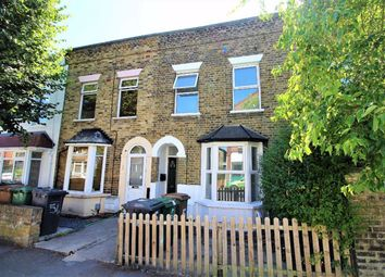 Thumbnail 3 bed terraced house to rent in Esther Road, Leytonstone, London