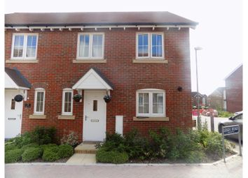 Thumbnail 4 bed semi-detached house for sale in Leigh Road, Sittingbourne