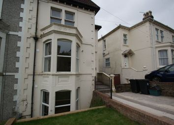 Thumbnail 1 bedroom flat to rent in Belmont Road, St. Andrews, Bristol