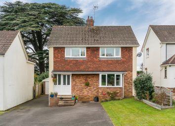 Thumbnail 4 bed detached house for sale in Filmer Lane, Sevenoaks
