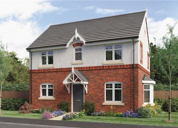 """Thumbnail 3 bedroom detached house for sale in """"Gregory"""" at Mount Pleasant Road, Repton, Derby"""