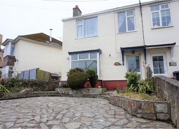 Thumbnail 3 bedroom end terrace house for sale in South Street, Braunton