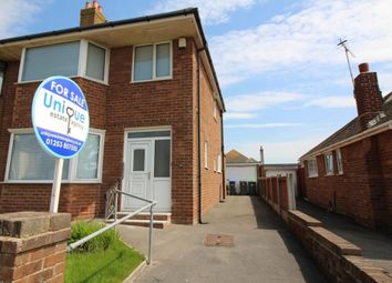 Thumbnail 3 bed semi-detached house for sale in Kirkstone Drive, Thornton-Cleveleys
