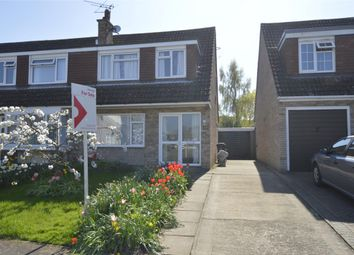 Thumbnail 3 bedroom semi-detached house for sale in Baker Road, Abingdon, Oxfordshire