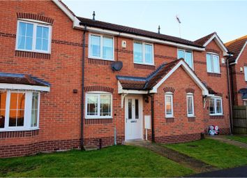 Thumbnail 3 bed town house for sale in Winster Way, Mansfield