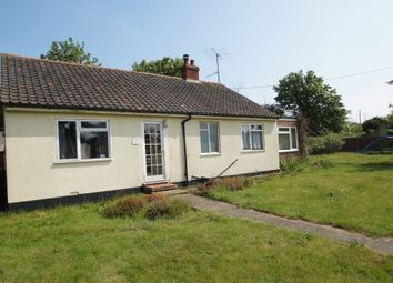 Thumbnail 3 bed detached bungalow for sale in Low Road, Friston, Saxmundham
