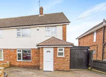 Thumbnail 3 bed semi-detached house for sale in Highfield Drive, Wigston
