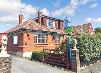 Thumbnail 4 bed semi-detached bungalow for sale in Timberlea Close, Ashington, West Sussex