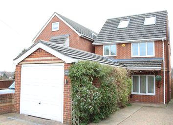 Thumbnail 4 bed detached house for sale in Atherton Road, Hungerford