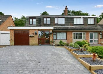Thumbnail 5 bed semi-detached house for sale in Woodlands Close, Sarisbury Green, Southampton