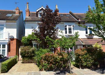 Thumbnail 6 bedroom semi-detached house for sale in King Edwards Grove, Teddington