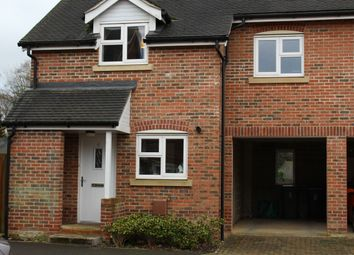 Thumbnail 2 bed link-detached house to rent in Thornton Close, Alresford, Hampshire