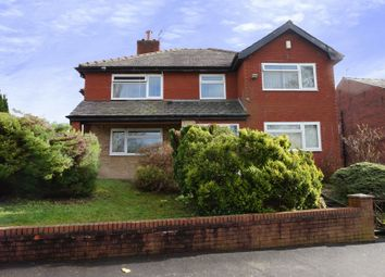 Thumbnail 4 bed detached house for sale in Wellington Street, Farnworth, Bolton