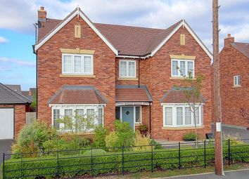 Thumbnail Detached house for sale in Treetops, Green Lane, Worcester