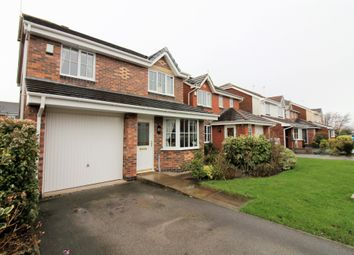 Thumbnail 4 bed detached house for sale in Newman Grove, Cleveleys