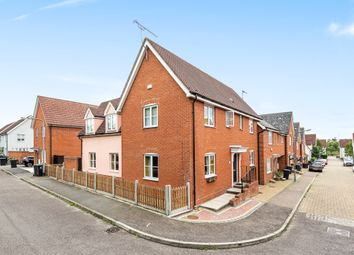 Thumbnail 4 bed semi-detached house for sale in Hayden Road, Waltham Abbey