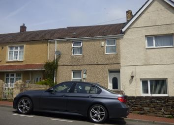 Thumbnail 3 bed terraced house for sale in New Road, Skewen, Neath .