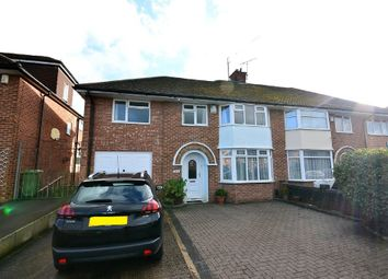 Thumbnail 4 bed semi-detached house for sale in Warden Hill Road, Leckhampton, Cheltenham