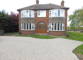 Thumbnail 4 bedroom detached house to rent in York Road, Green Hammerton, York