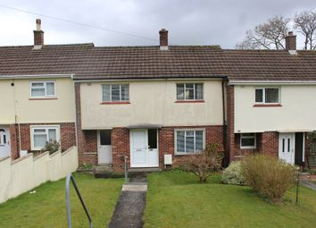 Thumbnail 2 bed terraced house for sale in Rochford Crescent, Plymouth