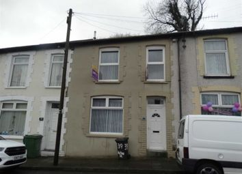 Thumbnail 2 bed terraced house to rent in Arthur Street, Mountain Ash, Rhondda Cynon Taf
