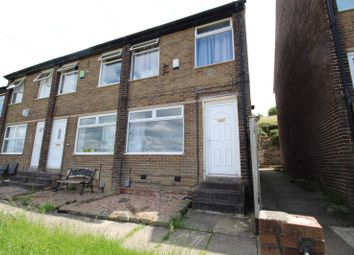 Thumbnail 3 bed end terrace house for sale in Cross Lane, Newsome, Huddersfield, West Yorkshire