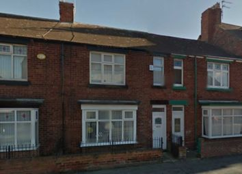 3 bed terraced house for sale in Mulgrave Road, Hartlepool TS26