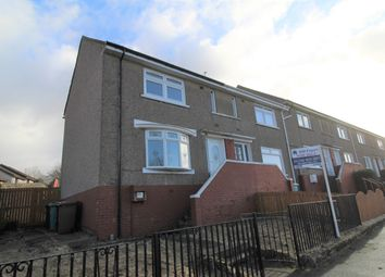 Thumbnail 2 bed end terrace house for sale in Cuparhead Ave, Coatbridge