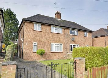Thumbnail 3 bed semi-detached house for sale in Cranborne Close, Hertford