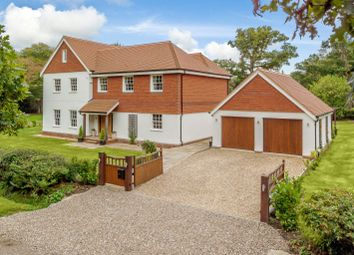 Thumbnail 6 bed detached house for sale in Ifield Wood, Ifield, West Sussex